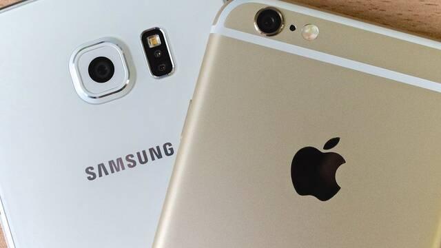 Multan a Apple y Samsung por celulares ¡que se descomponen solos!