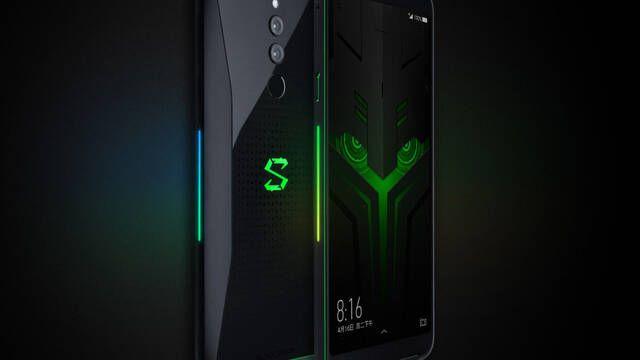 Black Shark Helo, el móvil para gamers de Xiaomi con 10GB de RAM