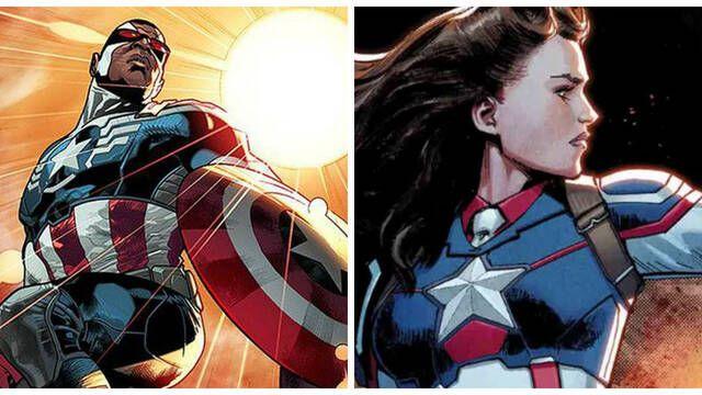 El próximo Capitán América podría ser afroamericano o una mujer