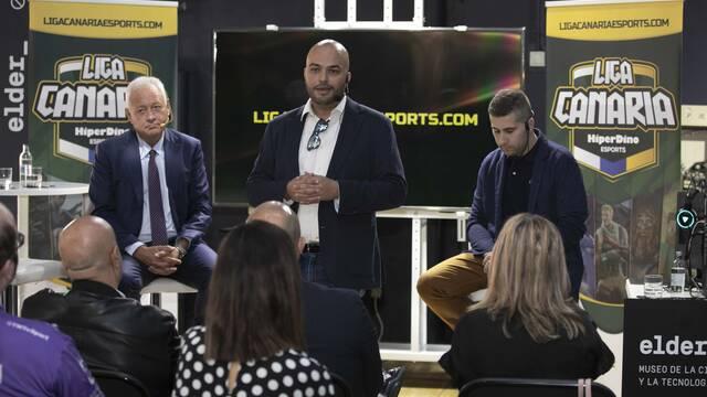 Llega la primera liga canaria de esports para profesionales y aficionados