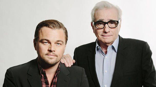 Scorsese y DiCaprio anuncian que rodarán