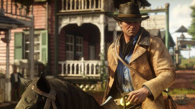 Comparativa gráfica: Red Dead Redemption 2 en PS4, PS4 Pro, Xbox One y Xbox One X