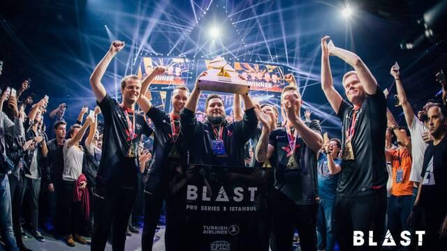 Turtle Beach patrocinará la BLAST Pro Series Copenhagen de CS:GO