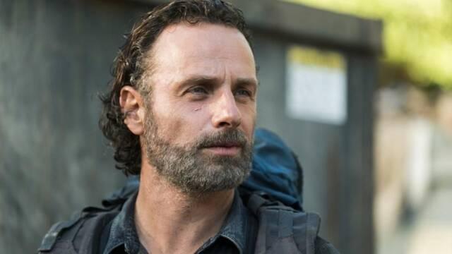 Andrew Lincoln confía en que The Walking Dead se mantendrá a flote
