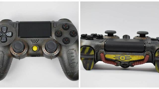 Crean un apocalíptico mando de Fallout 76 para PS4