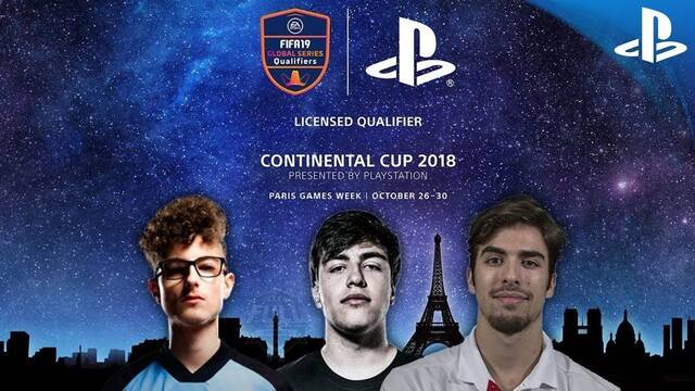 Sigue en directo la Continental Cup de FIFA 19