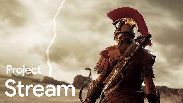 Project Stream: El streaming de videojuegos de Google a través de Chrome