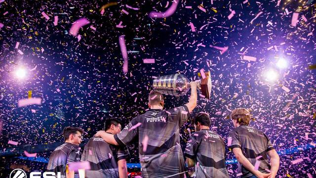 Team Secret se lleva el ESL One Hamburgo de DOTA 2