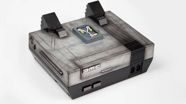 Así es la NES DeLoreNes de Regreso al Futuro