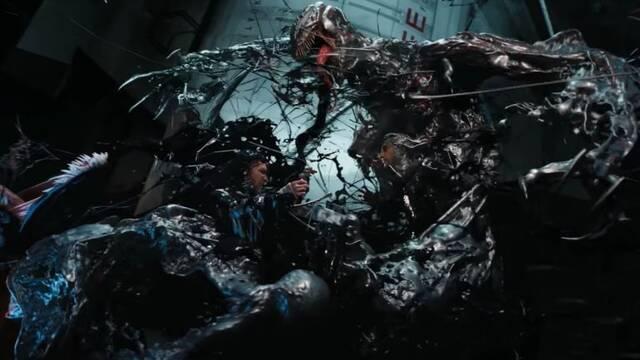 Tom Hardy no está feliz con la edición de 'Venom'