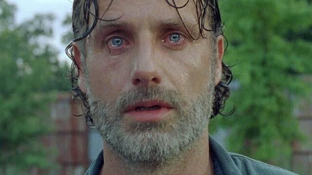 La escena del último episodio de Rick Grimes se basa en los cómics