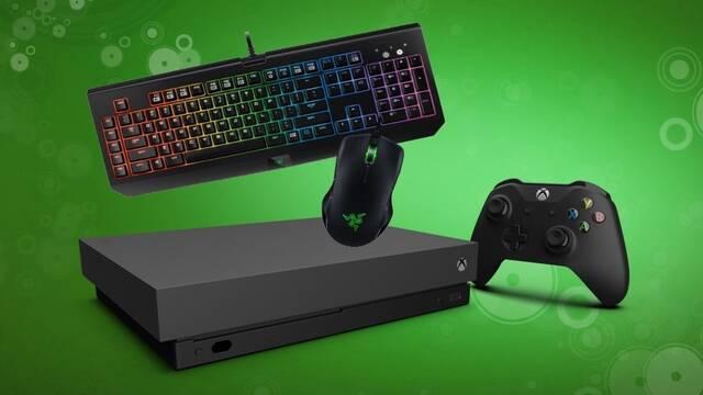 Microsoft activa la beta del uso del ratón en Xbox One