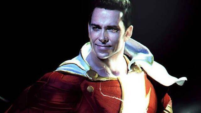 Zachary Levi de 'Shazam!' está 'entusiasmado' con ser un superhéroe