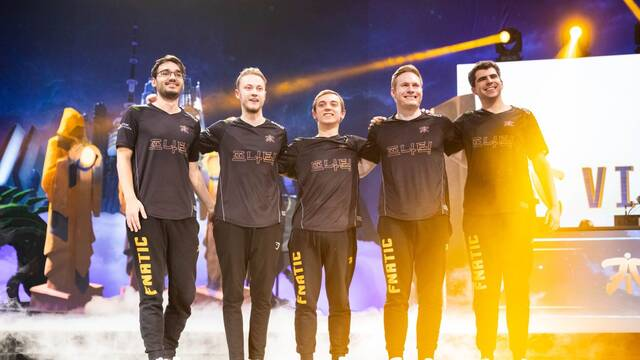 Worlds 2018: Fnatic e Invictus Gaming se verán las caras en la gran final