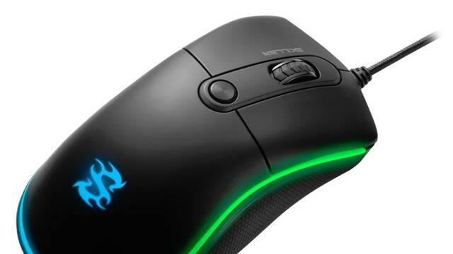 Skiller SGM2, el nuevo ratón para jugar por 17,99 euros