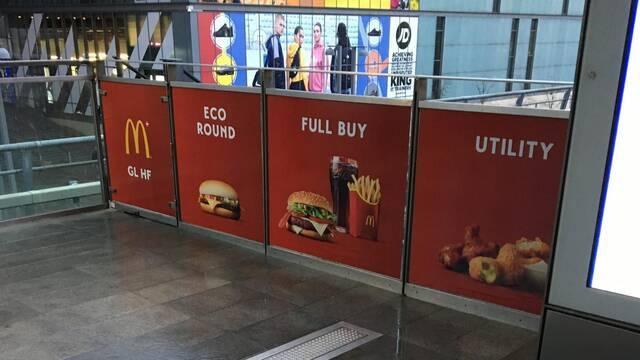 McDonald's crea un anuncio con guiños a CS:GO para Dinamarca