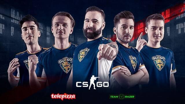Team Queso entra en CS:GO con una plantilla más que contrastada