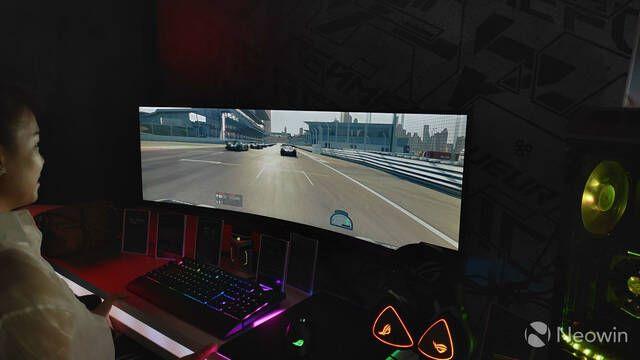 """ASUS XG49VQ, el monitor ultrapanorámico de 49"""" con 144Hz y HDR"""