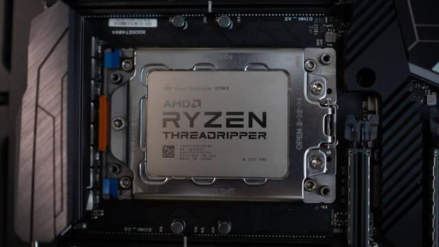 AMD lanza los procesadores Ryzen Threadripper 2970WX y 2920X