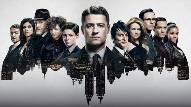 La temporada final de 'Gotham' se estrenará el 3 de enero