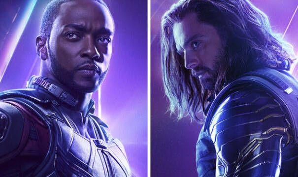 Soldado de Invierno y El Halcón tendrán una miniserie en el servicio de streaming de Disney