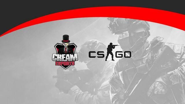 Cream eSports, nuevo equipo de la Superliga Orange de CS:GO