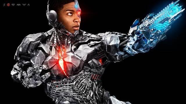 Ray Fisher quiere que Zack Snyder dirija la película de Cyborg