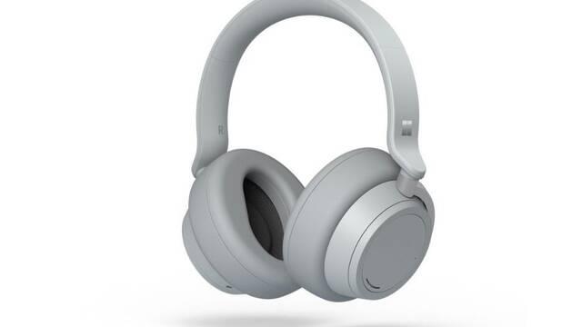 Microsoft presenta los auriculares inalámbricos Surface con Cortana