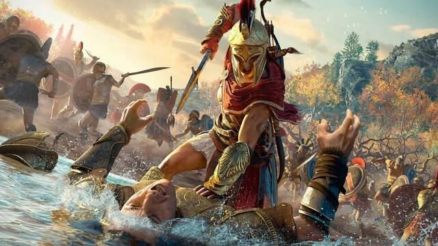 Así rinde Assassin's Creed Odyssey con las gráficas más populares