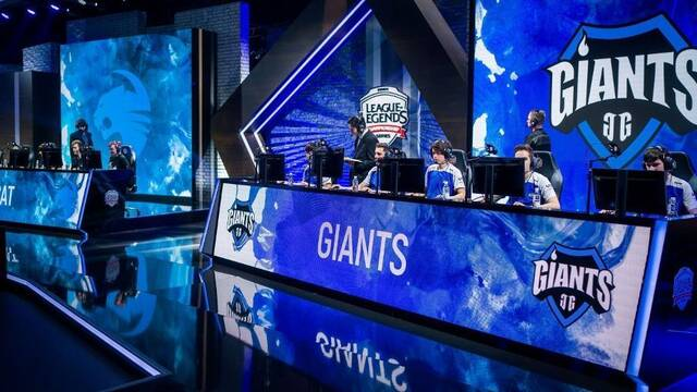 Vodafone Giants, Unicorns of Love y ROCCAT no estarán en la LCS EU