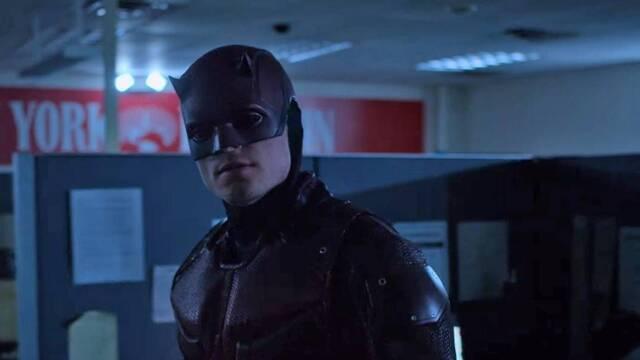 Daredevil ya tiene tráiler final de su tercera temporada. ¡Alucina!