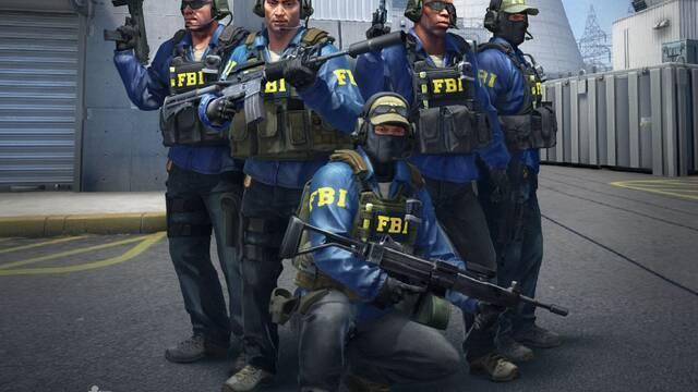 Los agentes del FBI se remodelan en CS:GO para ofrecer un mayor atractivo visual