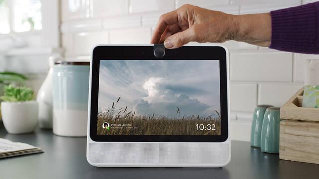 Facebook presenta Portal, su teléfono de casa para videollamadas en el siglo XXI