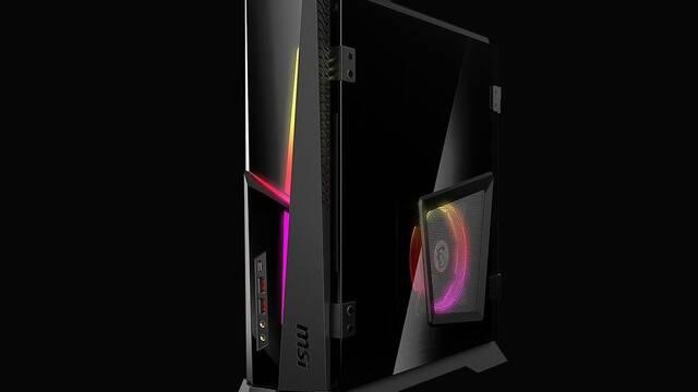 MSI lanza Trident X, el primer sobremesa compacto con una RTX 2080 Ti