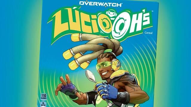 Rumor: Kelloggs lanzará Lúcio-Oh's, los cereales de Overwatch