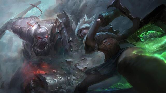 League of Legends es el juego con mayor volumen de tráfico en internet