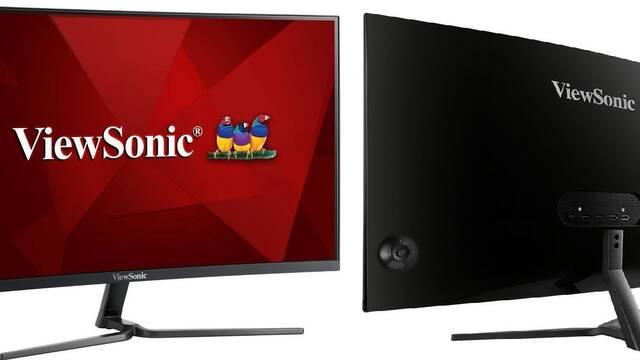ViewSonic lanza su nuevo monitor 1440p de 144Hz