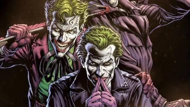 El escritor Geoff Johns ofrece nuevos detalles de 'Batman: Three Jokers'