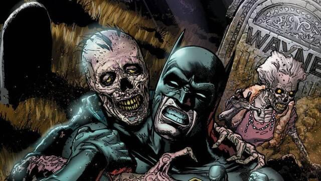 DC Comics publicará mañana 'Cursed Comics Cavalcade'