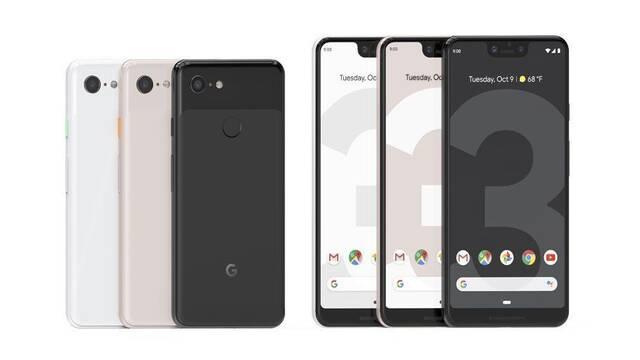Google presenta Pixel 3 y Pixel 3 XL