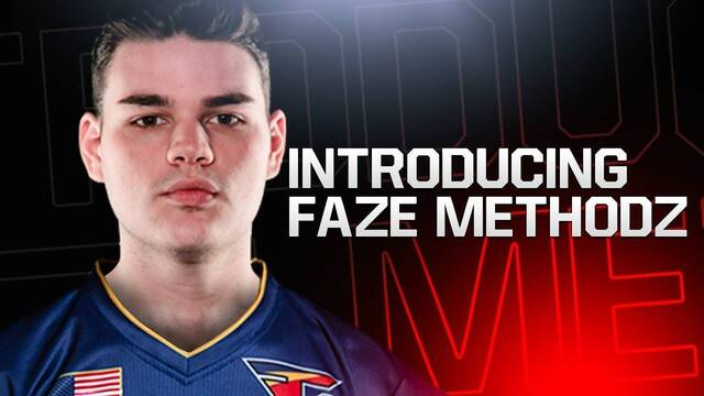 FaZe completa su equipo de Call of Duty fichando a Methodz