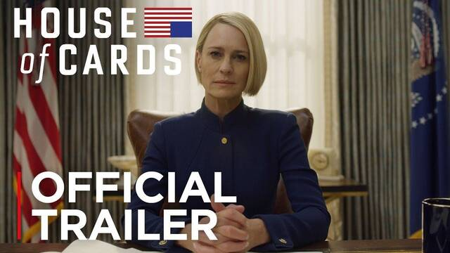 Llega el tráiler oficial de la sexta temporada de 'House of Cards'