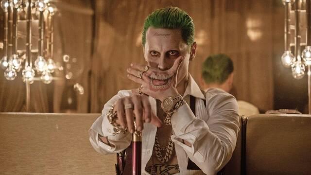Reacción de Jared Leto a la película con Joaquin Phoenix — Joker