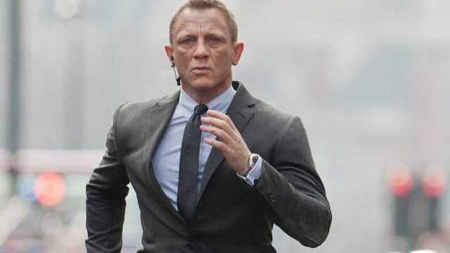 Daniel Craig se despide del personaje de James Bond