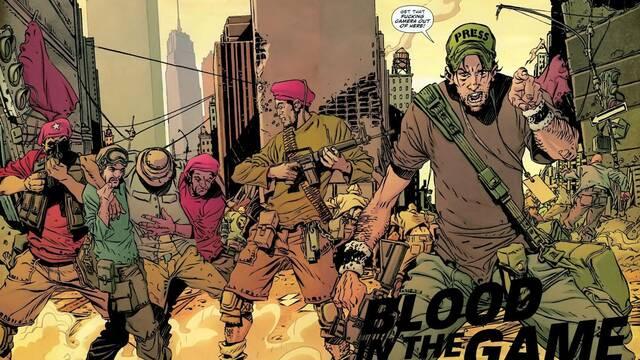 HBO Max da luz verde a la adaptación del cómic DMZ