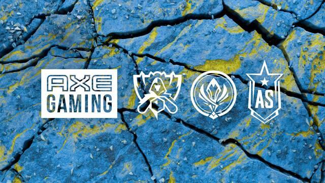 AXE patrocinará los eventos globales de League of Legends durante los próximos años