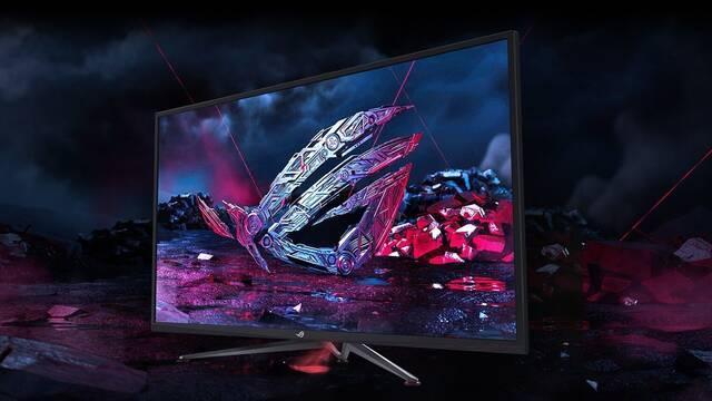ASUS ROG Strix XG438Q, el nuevo monitor 4K con 120 Hz