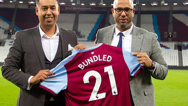 El West Ham llega a un acuerdo con la agencia de esports Bundled