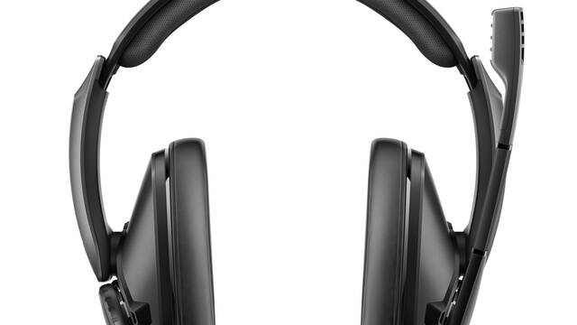 Sennheiser lanza sus auriculares inalámbricos GSP 370 con 100 horas de autonomía