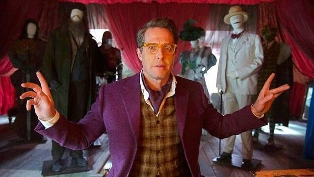 ¿Hugh Grant se hace mayor? Se queja de que el sonido del cine está muy alto